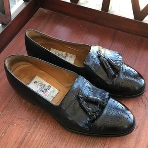 Bally Prestige 712 Richfield Loafers with Tassels